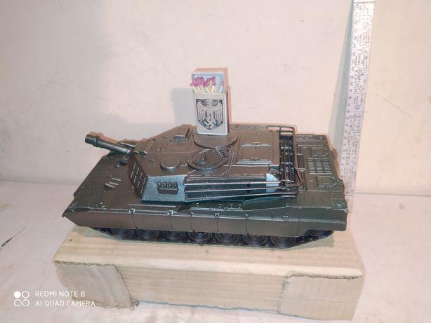 Panzerkampfwagen VI «Tiger» Ausf. E .модель танка тигр Германия