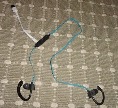 FONES de Ouvido Earphone Bluetooth