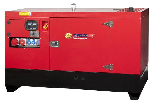 Wynajem agregat prądotwórczy 30kVA - 25kW