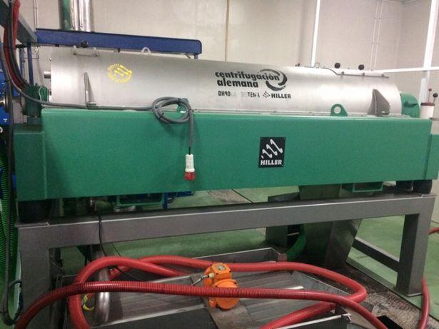 Serviços e manutenções em lagares de azeite