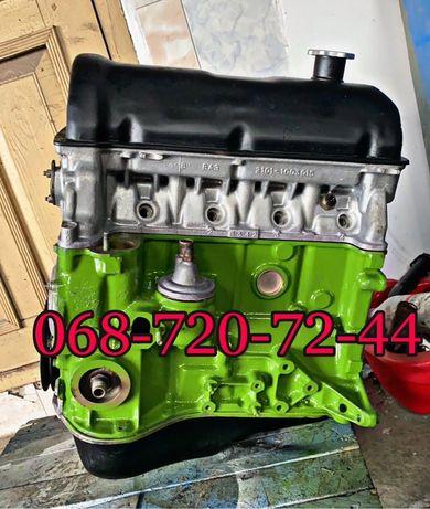 Мотор Ваз 2101 1.2 Двигатель На ладу 21011 2103 2106 2107