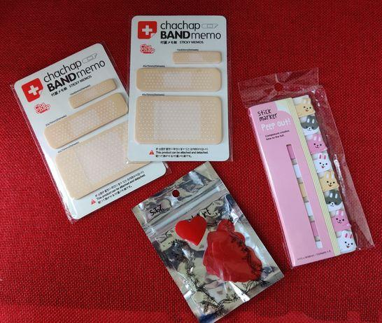 Стикеры/наклейки для оформления ежедневника bullet journal, закладки