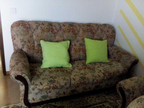 Conjunto de sofás (vendo também em separado)