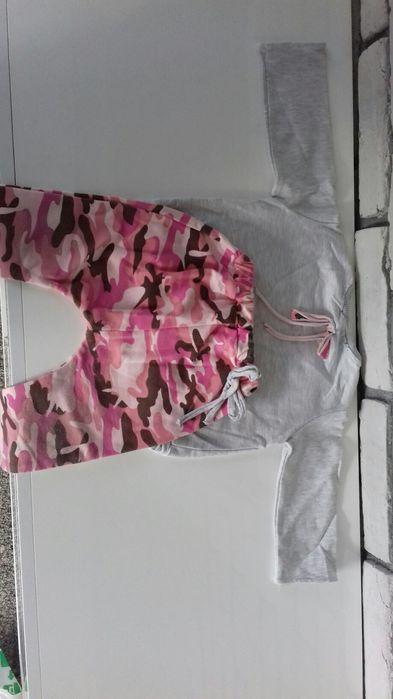 Zestaw ubrań dla dziewczynki 12-18 miesiecy Ostrów Wielkopolski - image 1
