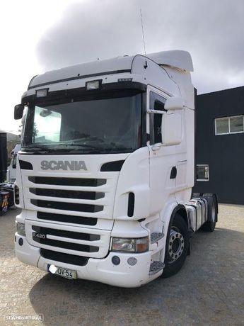 Scania R 420 - Aut. Retarder - 2010