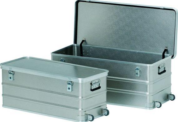 Baú de Ferramentas Caixa de Alumínio de 70 a 470 litros Espessura 3 mm