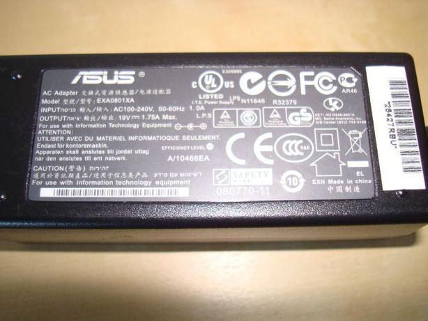 Carregador portátil Asus EXA0801xA Original