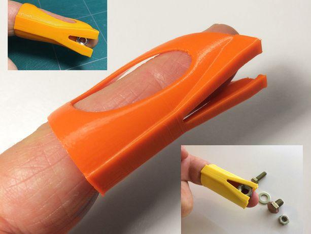 гаечный ключ спасательная насадка палец замечательный маленький гаджет