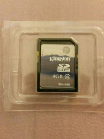 Cartão de memória SDHC