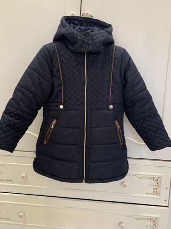 Зимняя куртка для модницы Mayoral