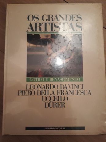 Os Grandes artistas: Gótico e Renascimento