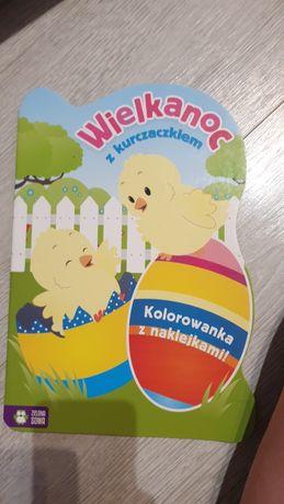 Nowe Wielkanocne kolorowanki