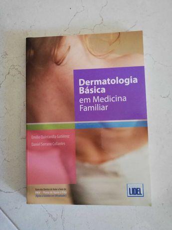 Livro LIDEL - Dermatologia Básica em Medicina Familiar