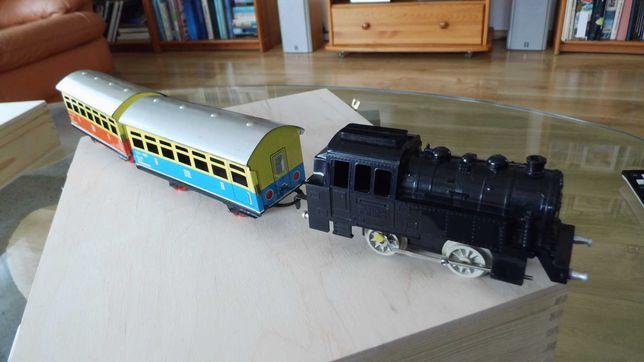 Stadtilm Gt 33. BR Reichsbahn 802 101. Zestaw. FILM !