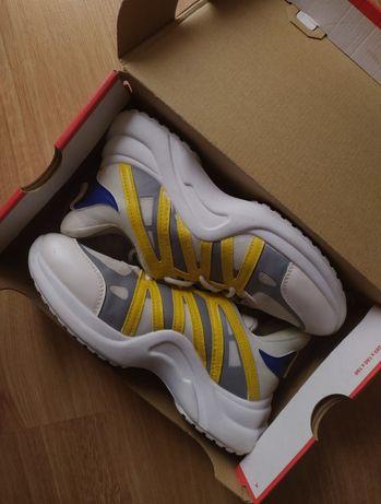 Nowe buty sportowe sneakersy 37