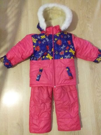 Зимовий костюм Зимова куртка