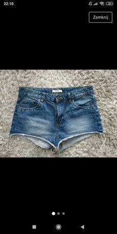 Szorty jeansowee