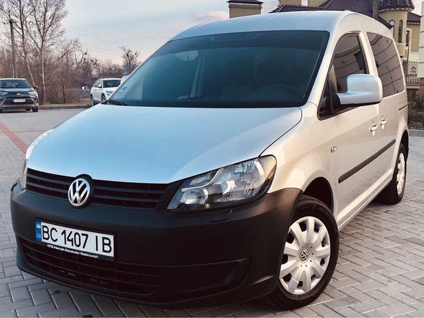 Volkswagen Caddy пасс. ORIGINAL 2012