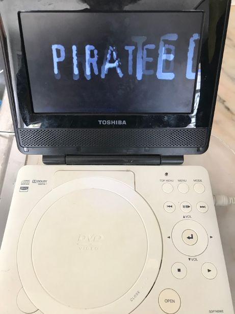 DVD Portátil Toshiba