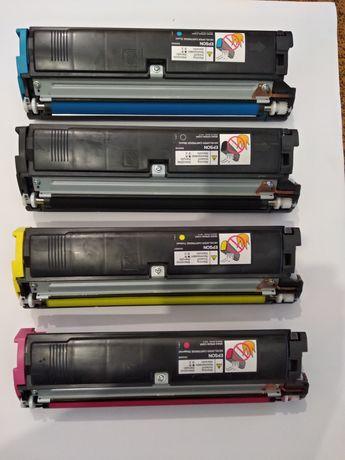 Картриджи для принтера Epson AccuLaser C1900