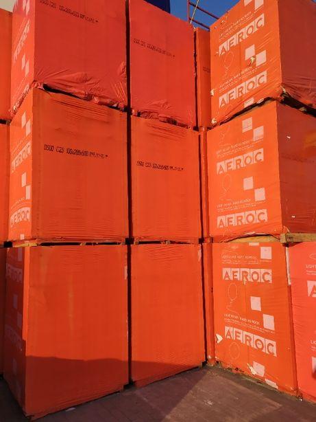 Аерок газоблок, пеноблок (піноблок) аэрок газобетон, доставка/вигрузка