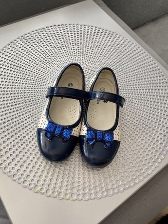 Prześliczne pantofle pantofelki baleriny Nelli Blu r. 27