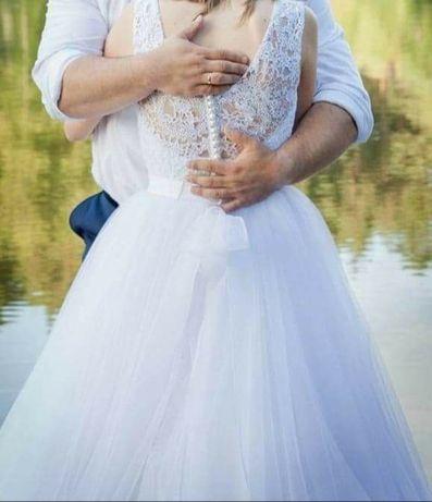 Suknia ślubna Davos rozmiar 36