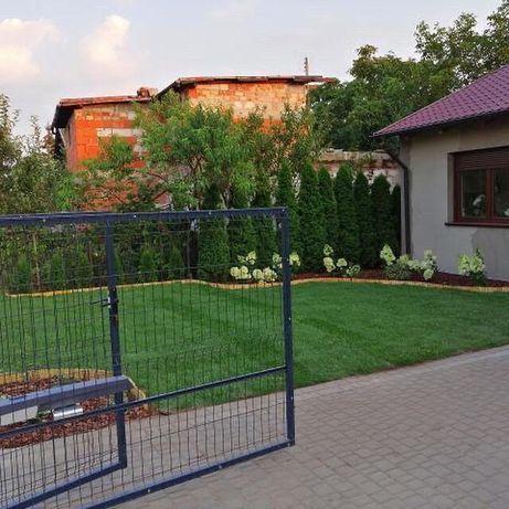 Wertykulacja, aeracja, koszenie trawników i usługi glebogryzarką