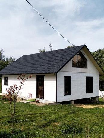 Продам готовий дерев'яний будинок