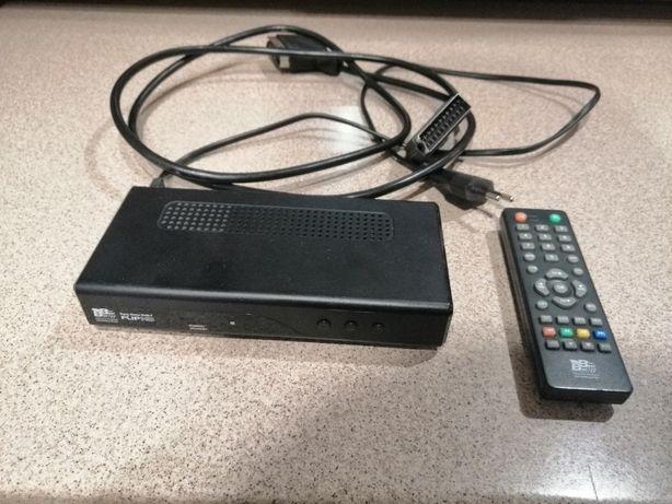 Dekoder DVB-T pilot kabel Euro