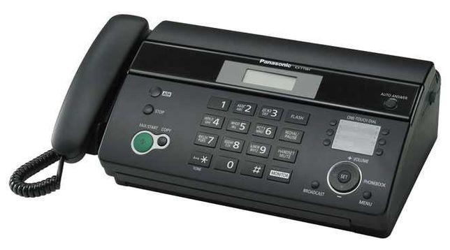 Факс Panasonic KX-FT 948 UA B-Black