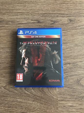 Гра для ps4 Metal Gear Solidv The Plantom Pain