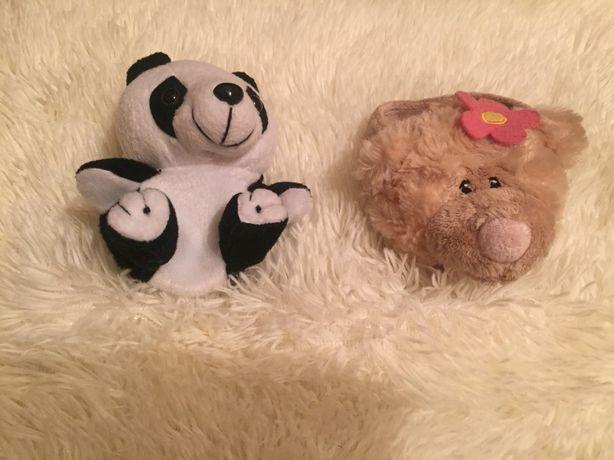 Кошелек сумочка мини рюкзачек панда мишка