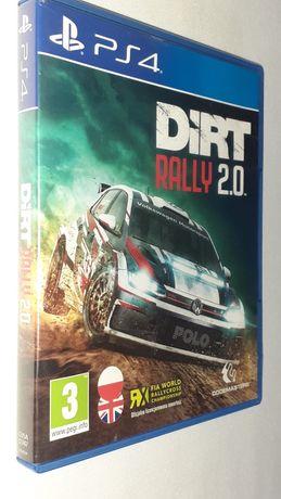 Gra PS4 Dirt Rally 2.0. PL gry PlayStation 4 wyścigi samochodowe Hit