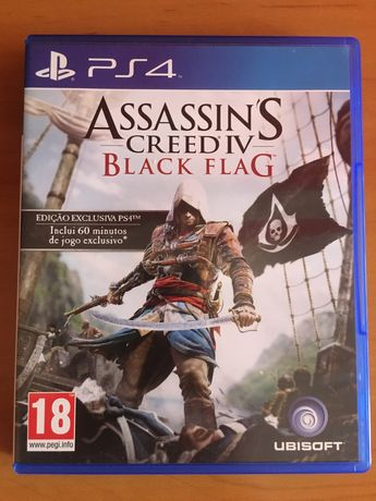 Assassin'S Creed - Black Flag PS4