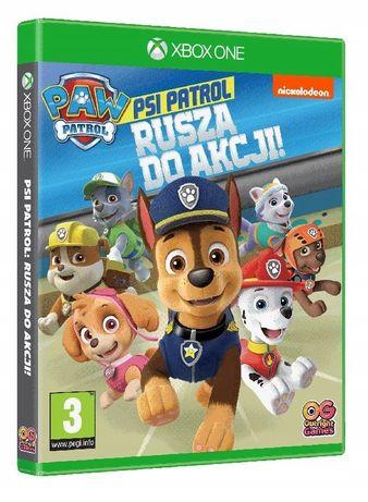 Psi Patrol Rusza Do Akcji Pl Dubbing Xbox One Nowa