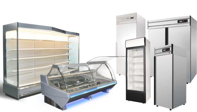Холодильное оборудование Полюс витрина кондитерская ларь шкаф горка