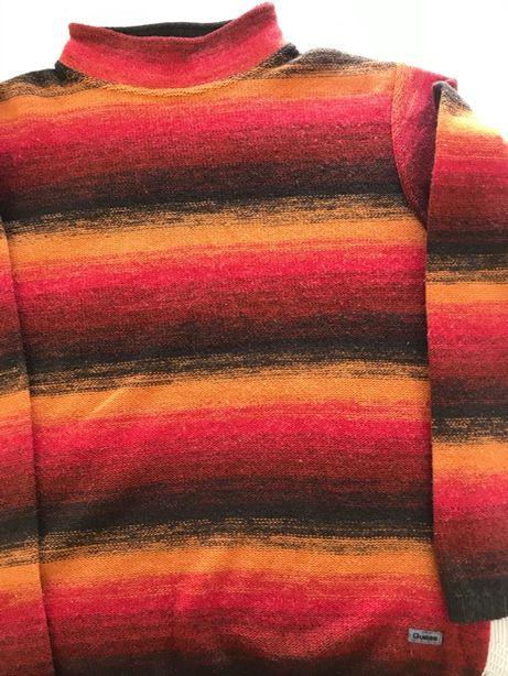 Guess - camisola gola alta L - equivalente a XL
