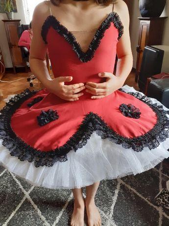 Tutu de ballet como novo - 12/13 anos