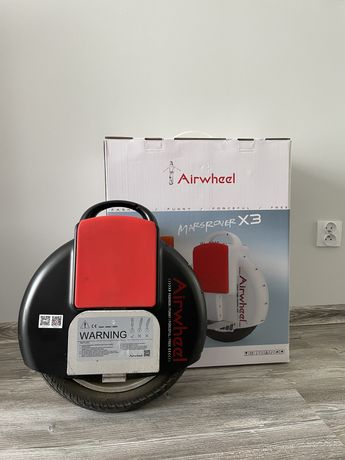 Airwheel x3 pelny komplet.