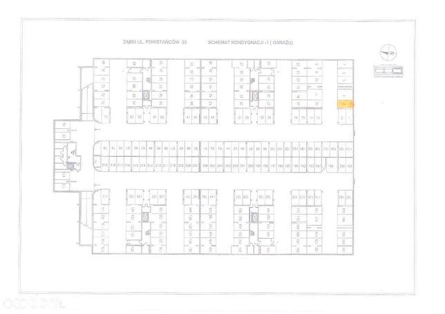 Ząbki Powstańców 35 - miejsce parkingowe