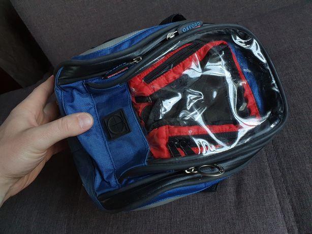 Мотосумка Oxford X4 на бак dainese сумка alpinestars мото