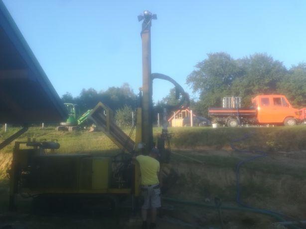 Wiercenie studnie głębinowe szukanie wody elektrooporowo .Małopolska