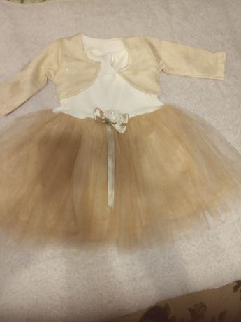 Плаття з болеро1-1,5роки