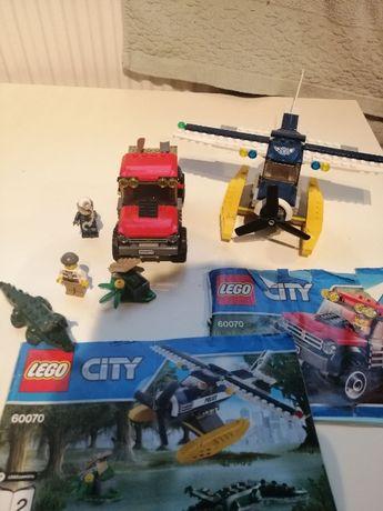 Lego 60070 pościg hydroplanem policyjnym