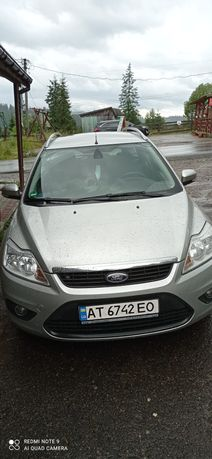 Ford Focus. Форд Фокус