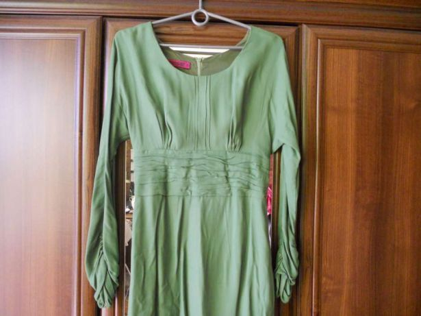 Suknia zielona 36