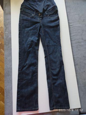 Spodnie ciążowe C&A, r. 36