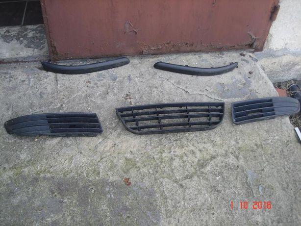 Volkswagen Polo 2007r 9N Po Lifcie Komplet Kratek Zderzaka Przód!!!