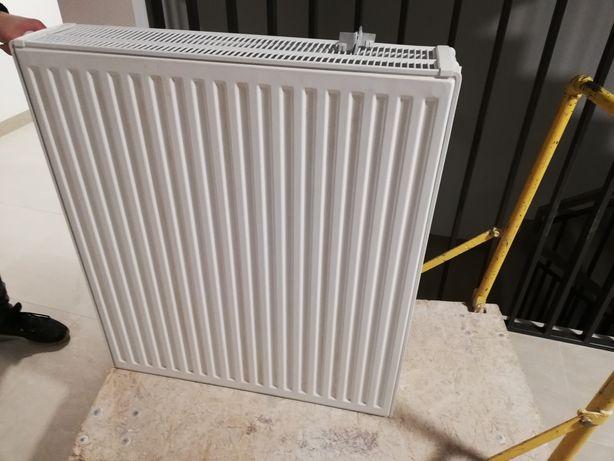 Grzejnik pokojowy - biały (80x90 cm)